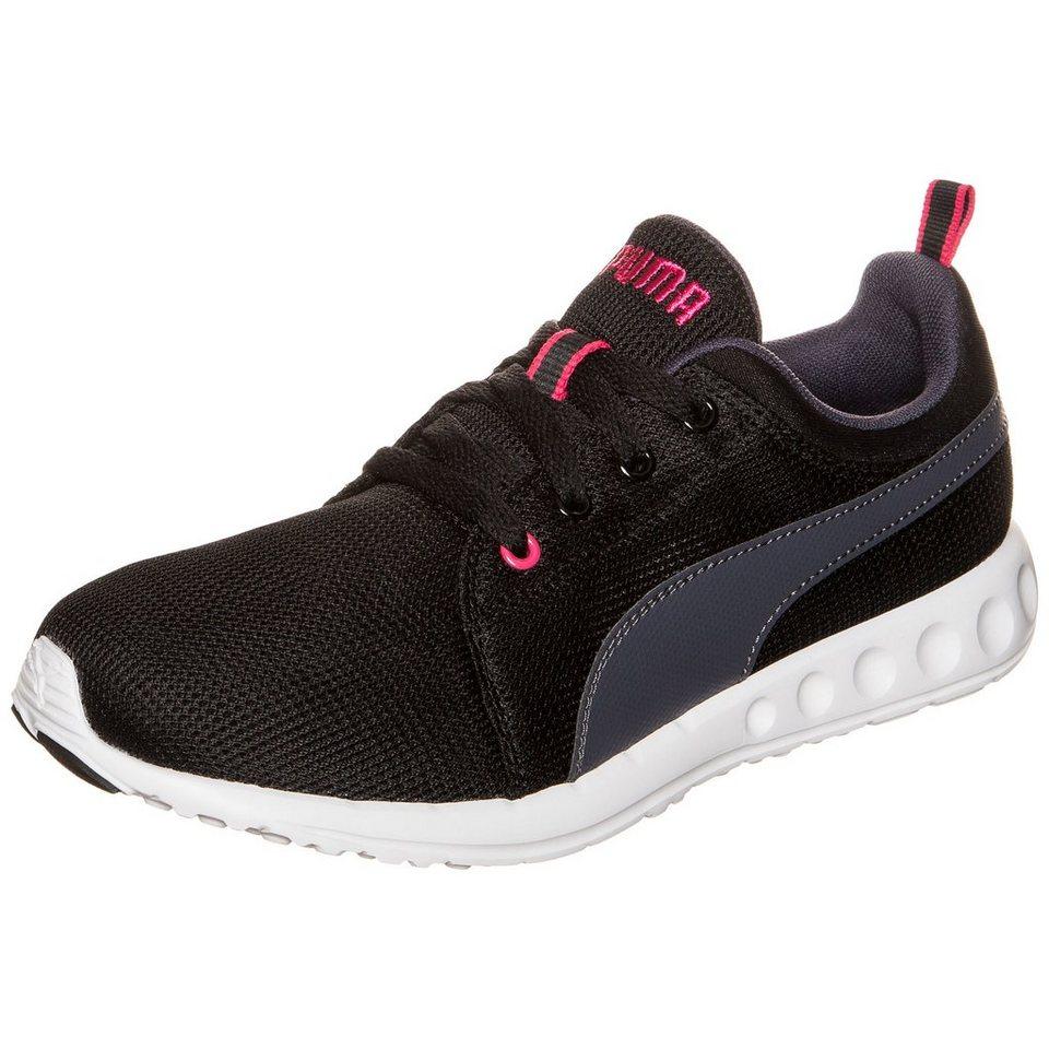 PUMA Carson Runner Trainingsschuh Damen in schwarz / pink
