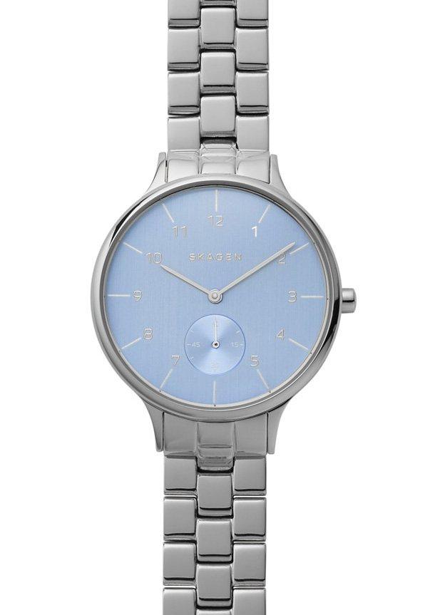 Skagen Armbanduhr, »ANITA, SKW2416« in silberfarben