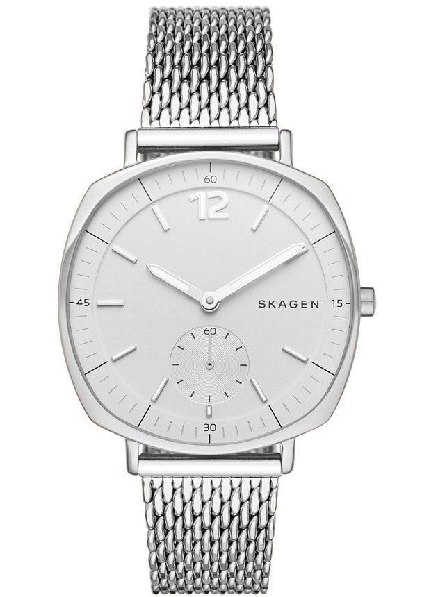 Skagen Armbanduhr, »RUNGSTED, SKW2402« in silberfarben