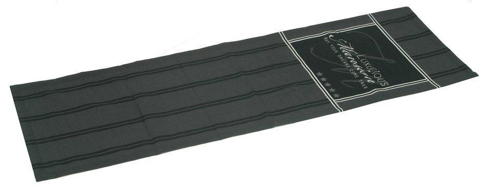 GO-DE Tischläufer »Monza«, (L/B): ca. 140x40 cm