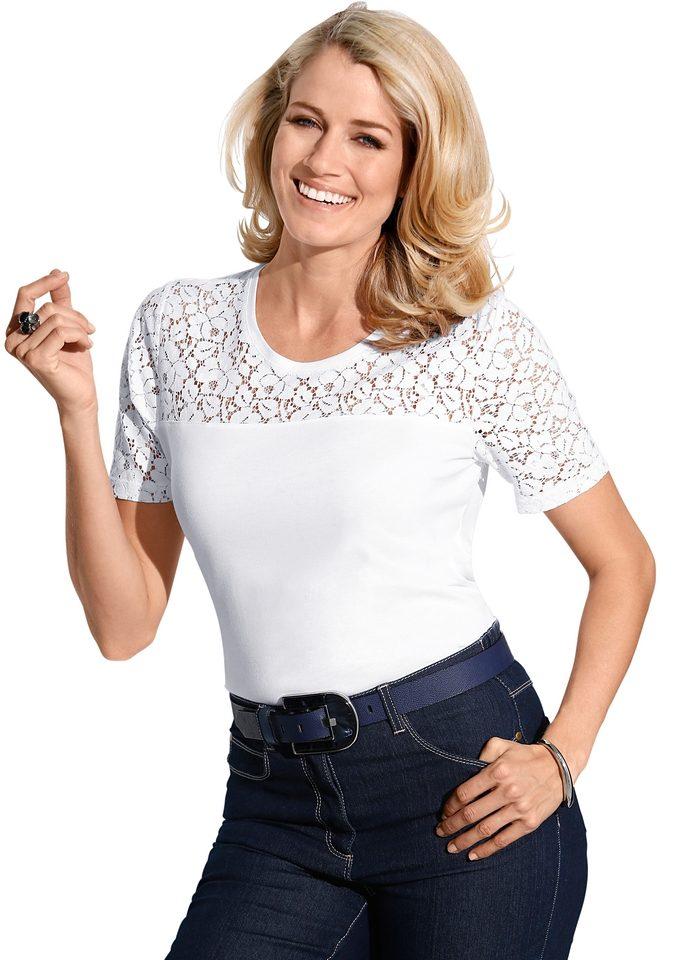 Alessa W. Shirt in PURE WEAR-Qualität