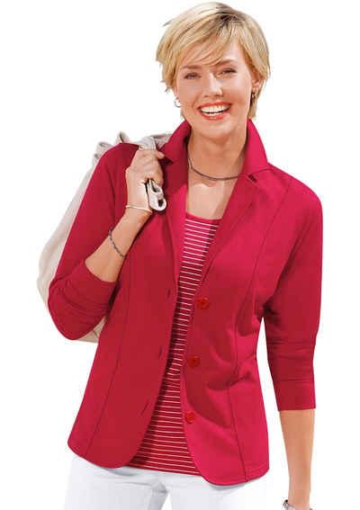 generic damen sch chen blazer rot korallenrot 42. Black Bedroom Furniture Sets. Home Design Ideas