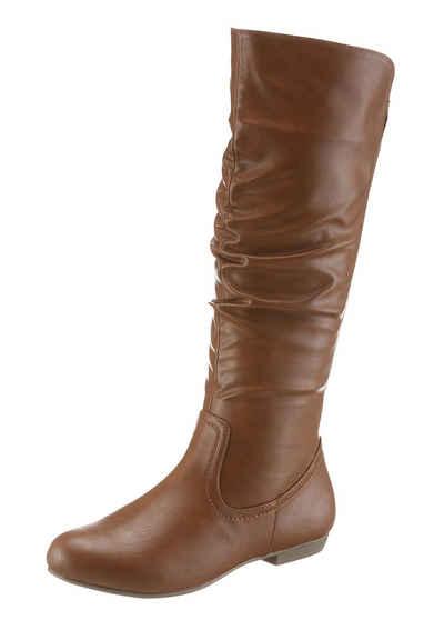 free shipping 88561 d54a8 Braune Stiefel online kaufen | OTTO