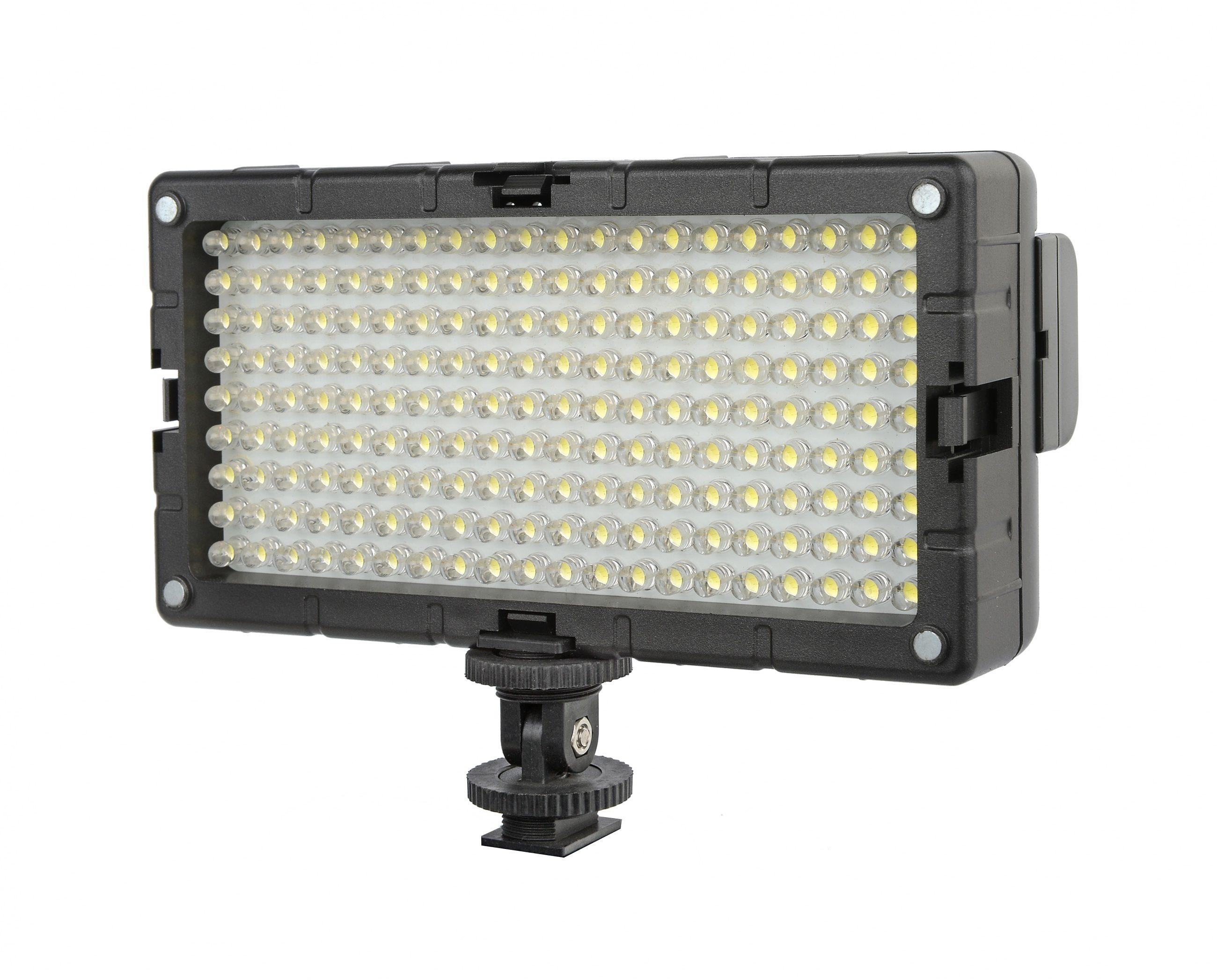 BRESSER Fotostudio »BRESSER S-7 LED-Beleuchtung 11W-175W + 2 Akkus«