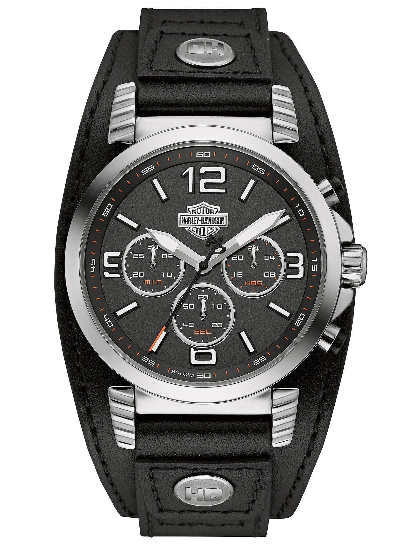 Harley Davidson Chronograph »Road King, 76B173«