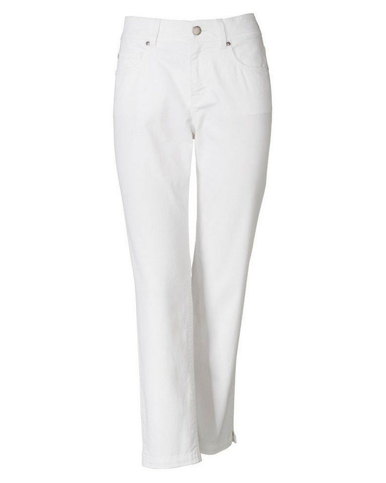 Bogner 7/8 Jeans Leni-G12 in Weiß
