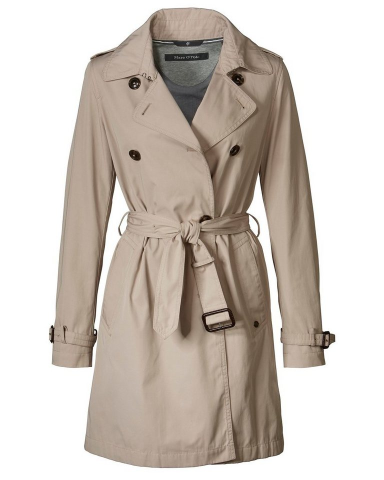Marc O'Polo Trench in Sand