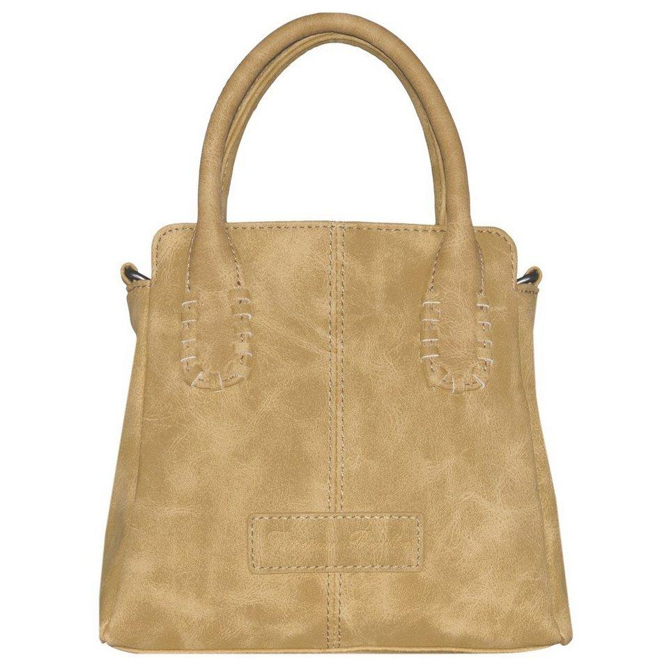 Fritzi aus Preußen Sanne New York Minibag Handtasche 21 cm in sisal