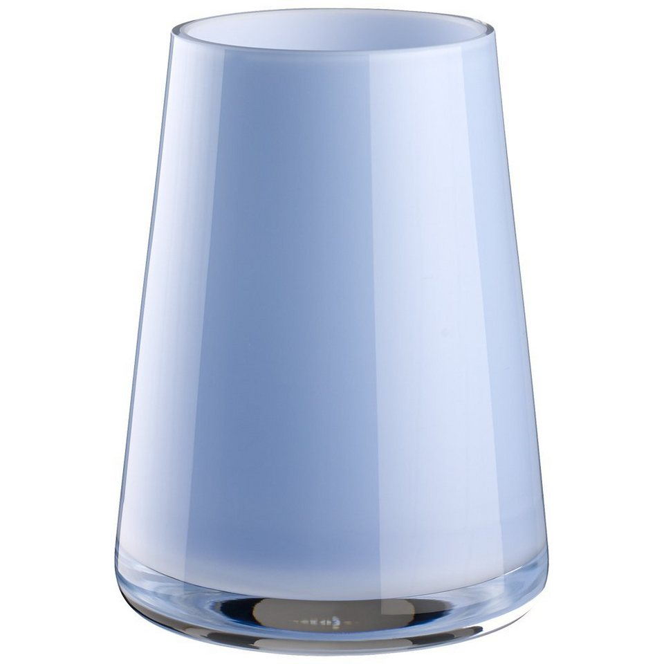 VILLEROY & BOCH Vase mellow blue 120mm »Numa Mini« in Dekoriert