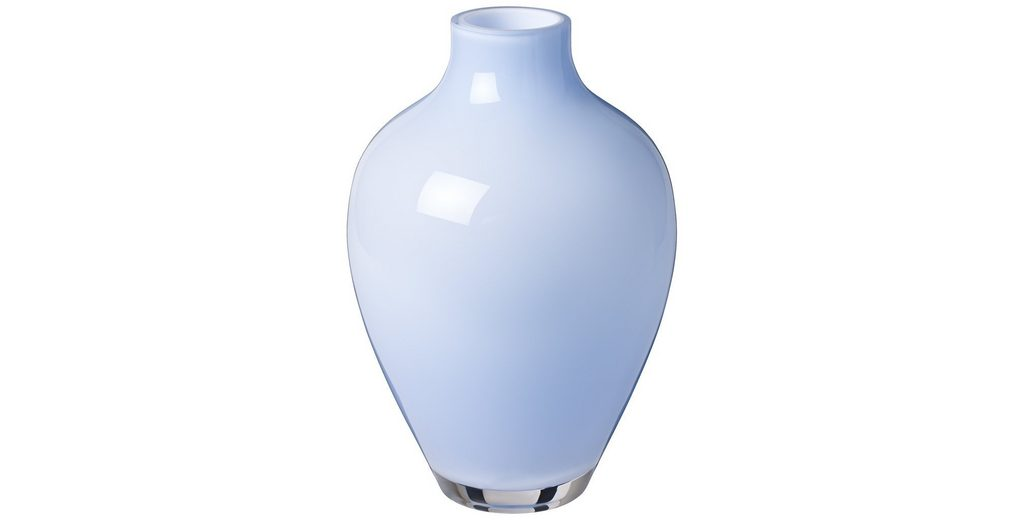VILLEROY & BOCH Vase mellow blue 160mm »Tiko Mini«