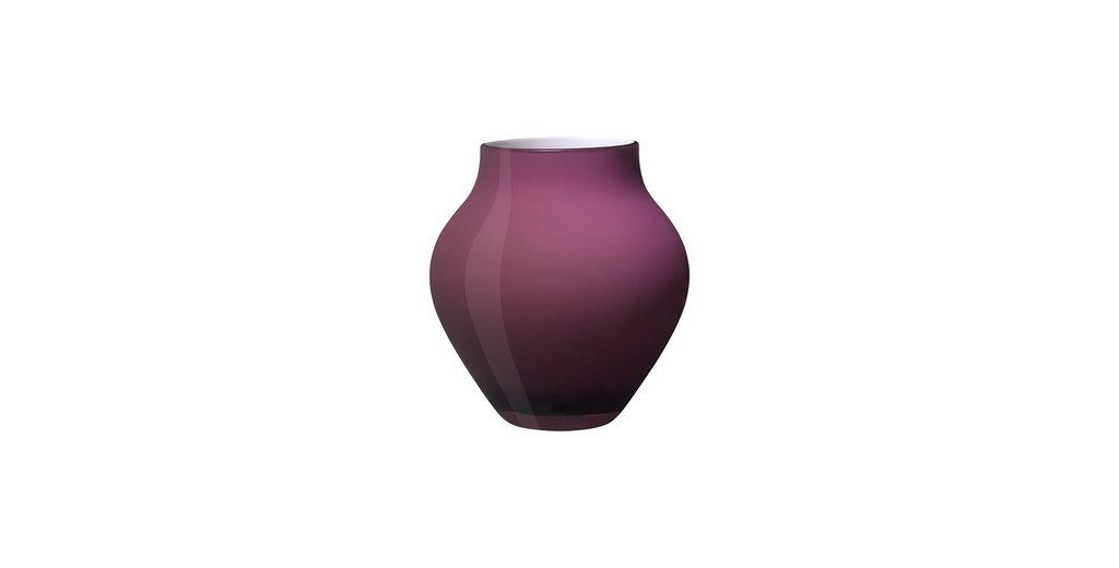 VILLEROY & BOCH Vase klein soft raspberry 170mm »Oronda«