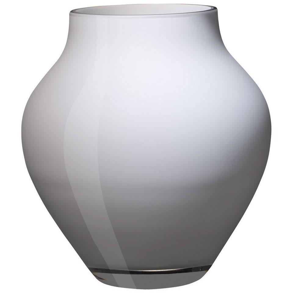 VILLEROY & BOCH Vase groß arctic breeze 210mm »Oronda« in Dekoriert