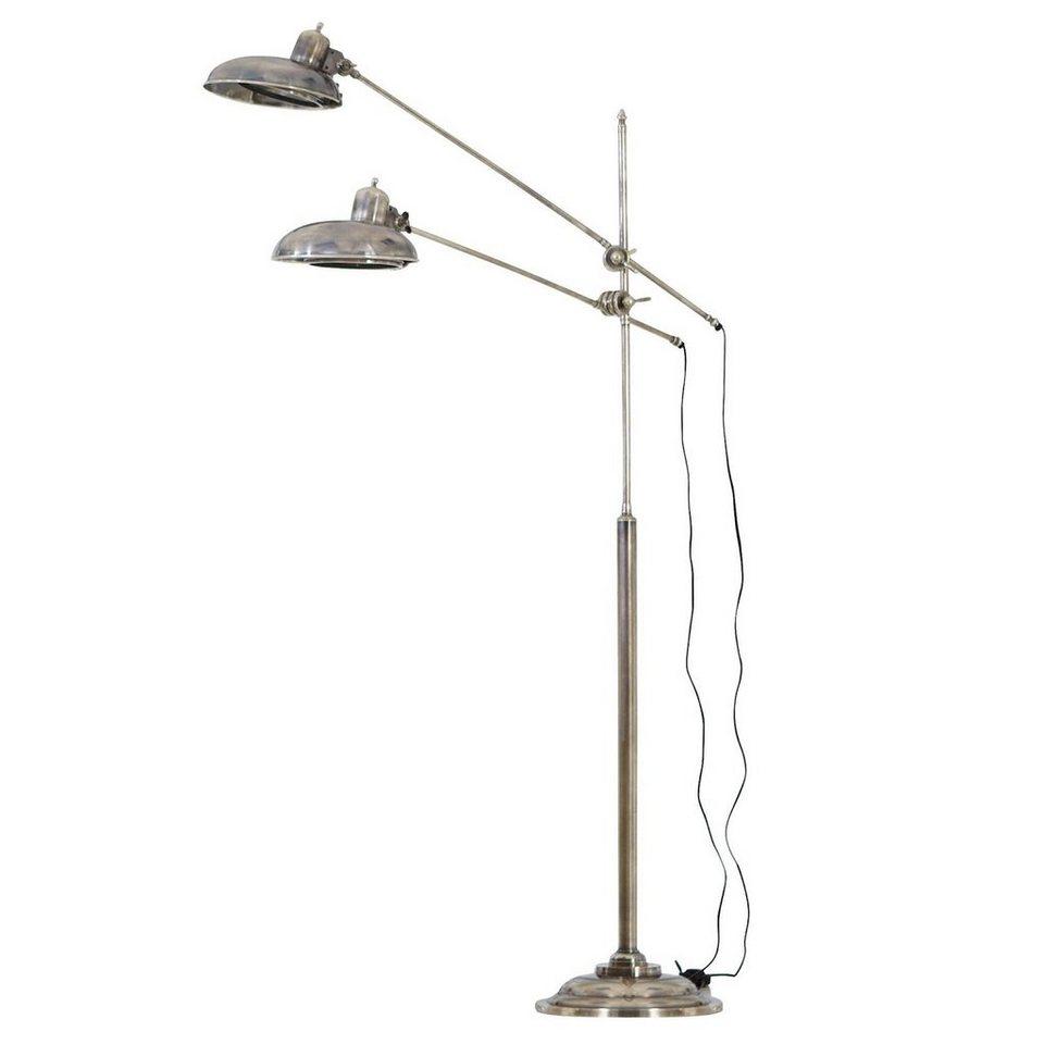 Loberon Stehlampe »Kileen« in antiksilber