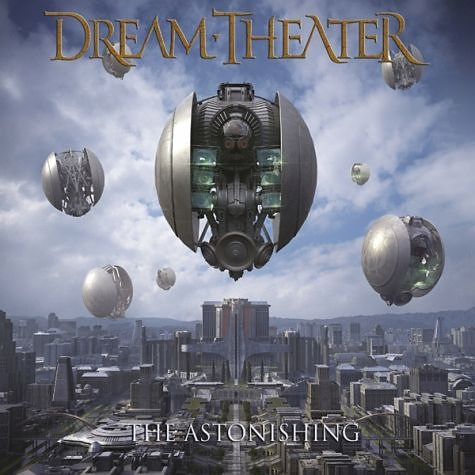 Audio CD »Dream Theater: The Astonishing«