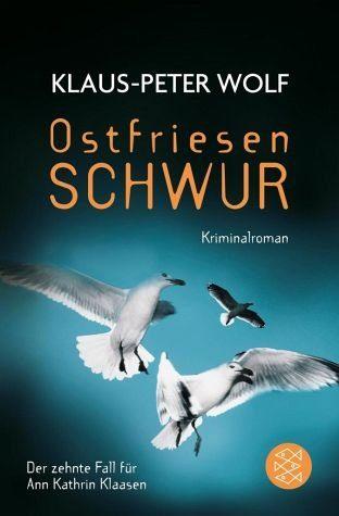 Broschiertes Buch »Ostfriesenschwur / Ann Kathrin Klaasen Bd.10«