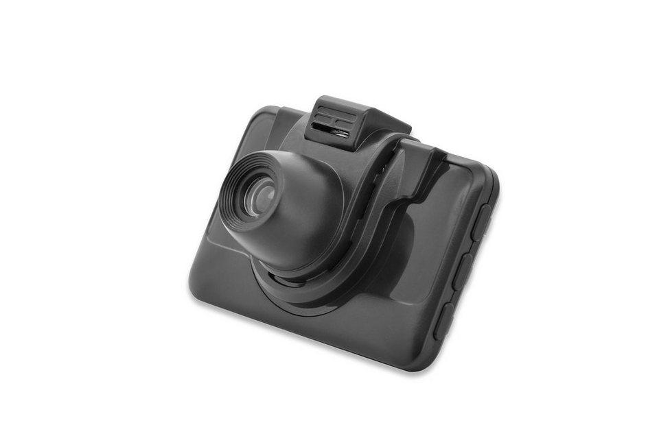 Ednet Webcam »Dash Cam Kfz-Kamera 3 Megapixel schwarz«