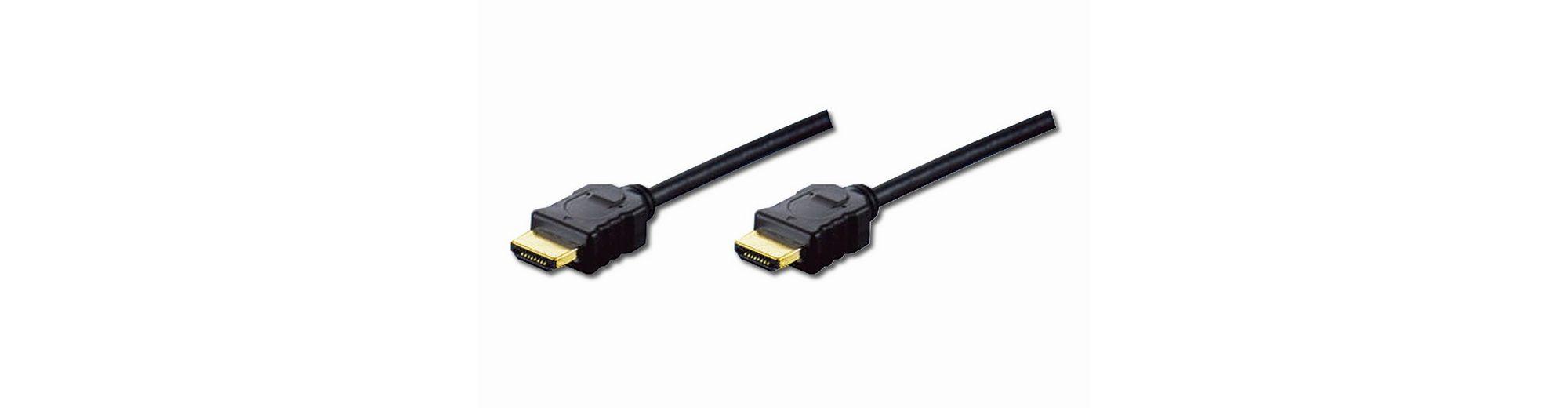 Ednet HDMI »HDMI Standard Anschlusskabel, Typ A, St/St, 2.0m,«