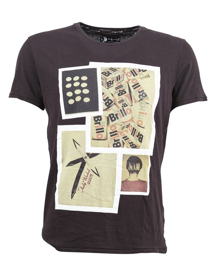 Pepe Jeans T-Shirt »POLAROID« in braun
