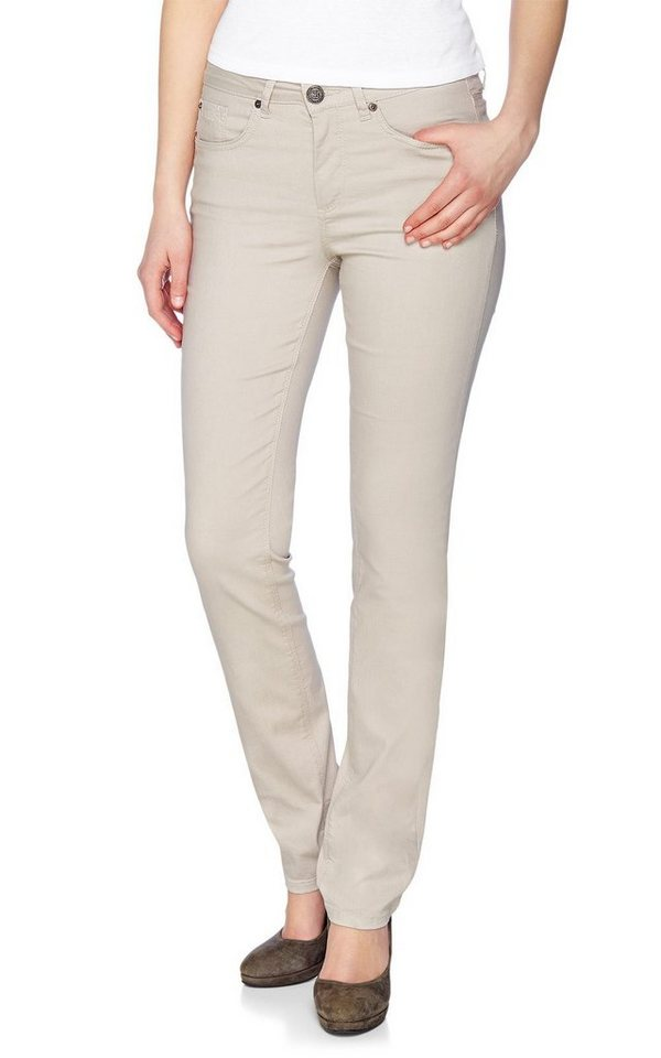 H.I.S Hose »Marylin« in Stone Beige