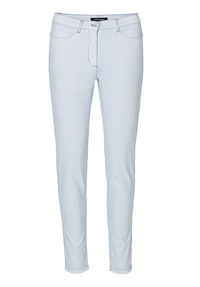 Betty Barclay Damenhose in Frosted Blue - Blau