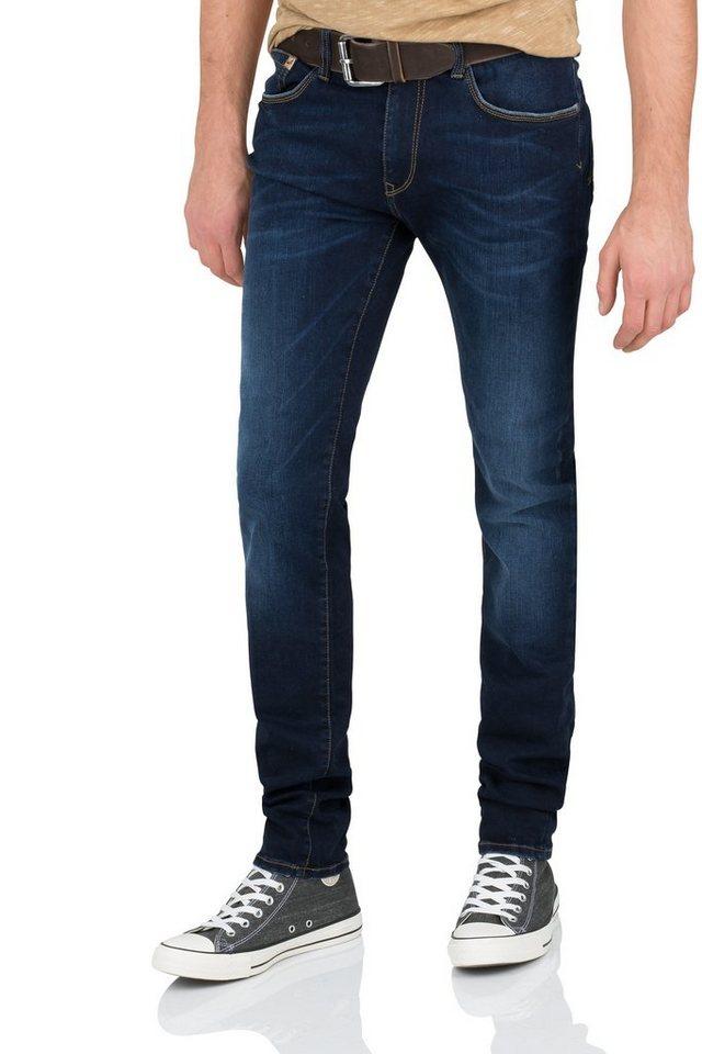 NAGANO Jeans »CHUSEI« in deep blue