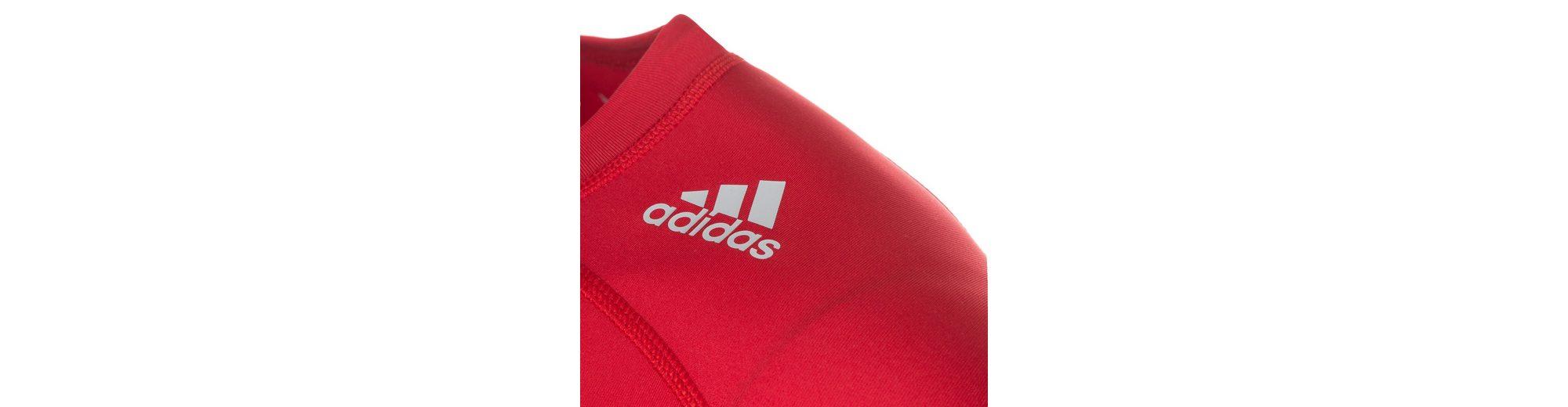 Spielraum Billig Echt Freies Verschiffen-Spielraum Store adidas Performance TechFit Base Trainingsshirt Herren aCiQposQQ6