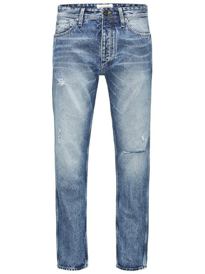 Jack & Jones Erik Original sc 674 Anti Fit Jeans in Blue Denim