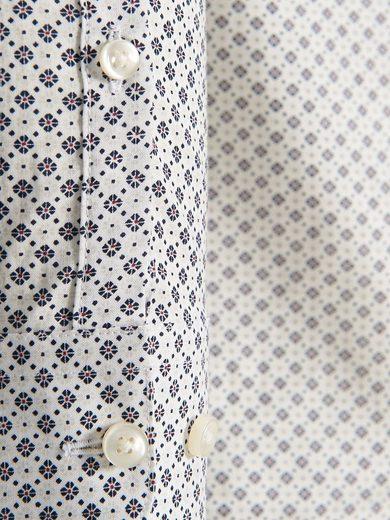 Jack & Jones Microprint- Langarmhemd