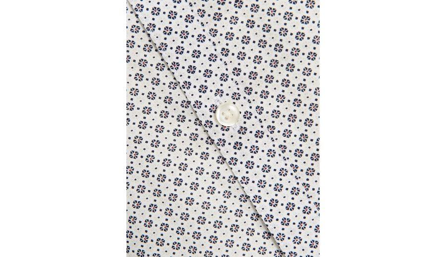 Exklusive Verkauf Online Spielraum Angebote Jack & Jones Microprint- Langarmhemd T209D