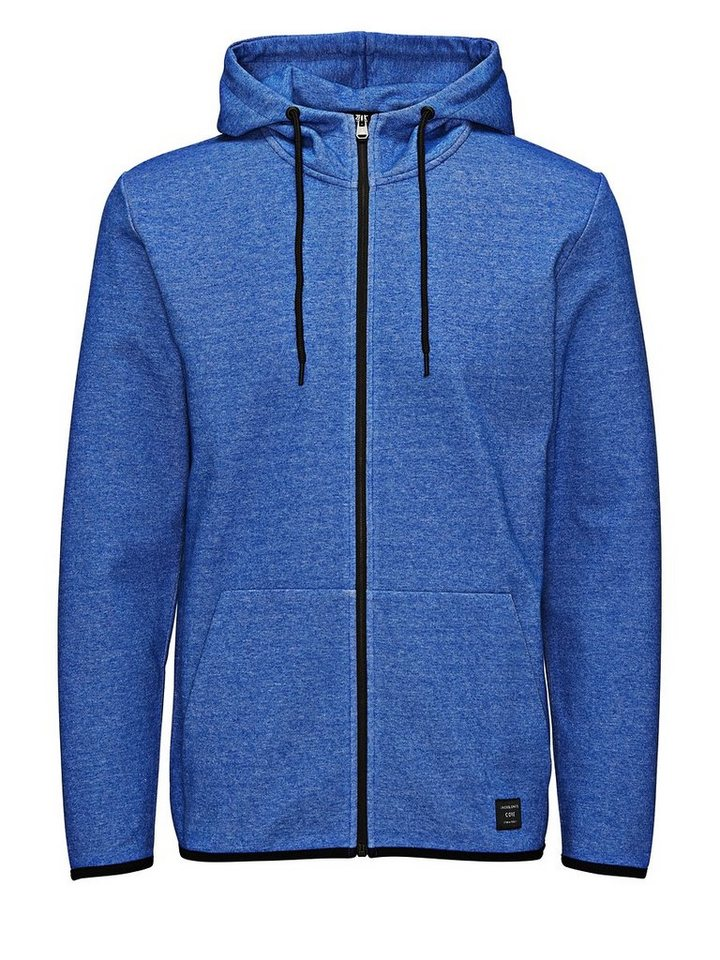 Jack & Jones Sport-inspirierter Hoodie in Surf the Web