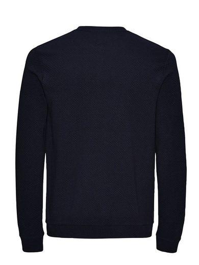 Jack & Jones Lässiges, strukturiertes Sweatshirt