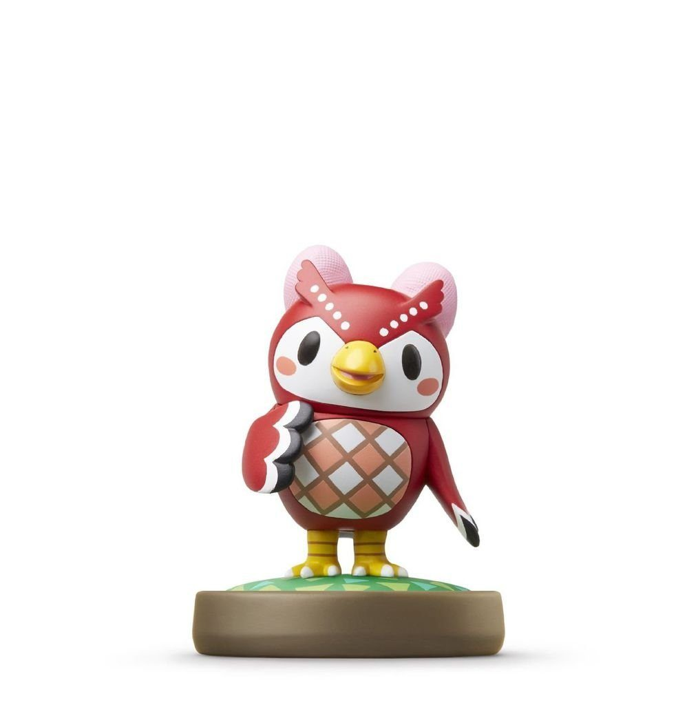 Nintendo Wii U - Spiel »amiibo Animal Crossing Eufemia«