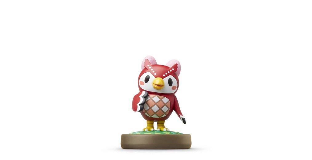 Nintendo Wii U - Spiel »amiibo Animal Crossing Eufemia«