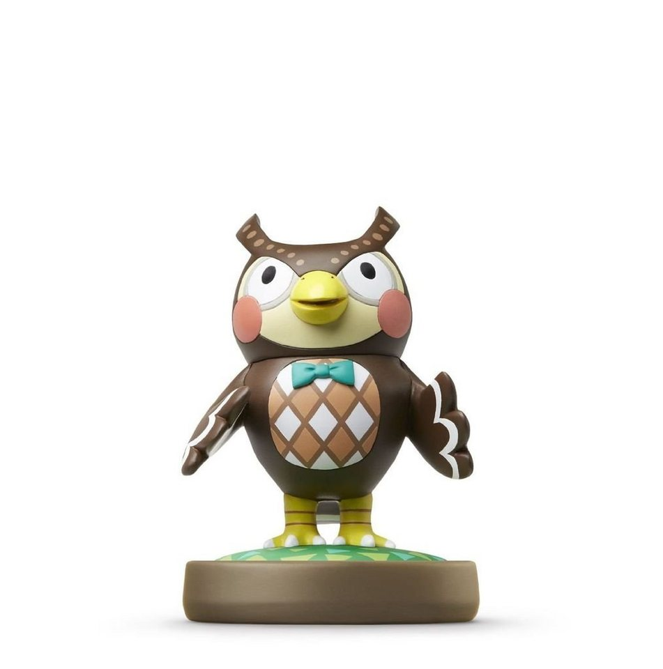Nintendo Wii U - Spiel »amiibo Animal Crossing Eugen«