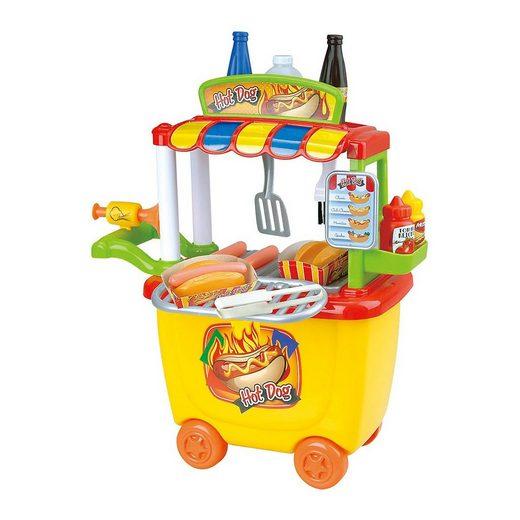 Playgo Spielgeschirr »Gourmet Hotdog Cart - 30 tlg.«