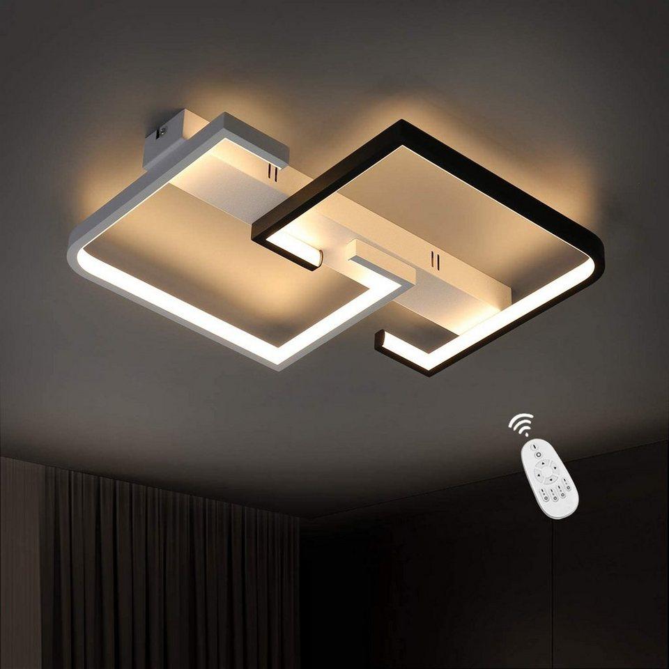 ZMH LED Deckenleuchte »Deckenlampe dimmbar mit Fernbedienung 9W für  Schlafzimmer Küche Wohnzimmer« online kaufen  OTTO