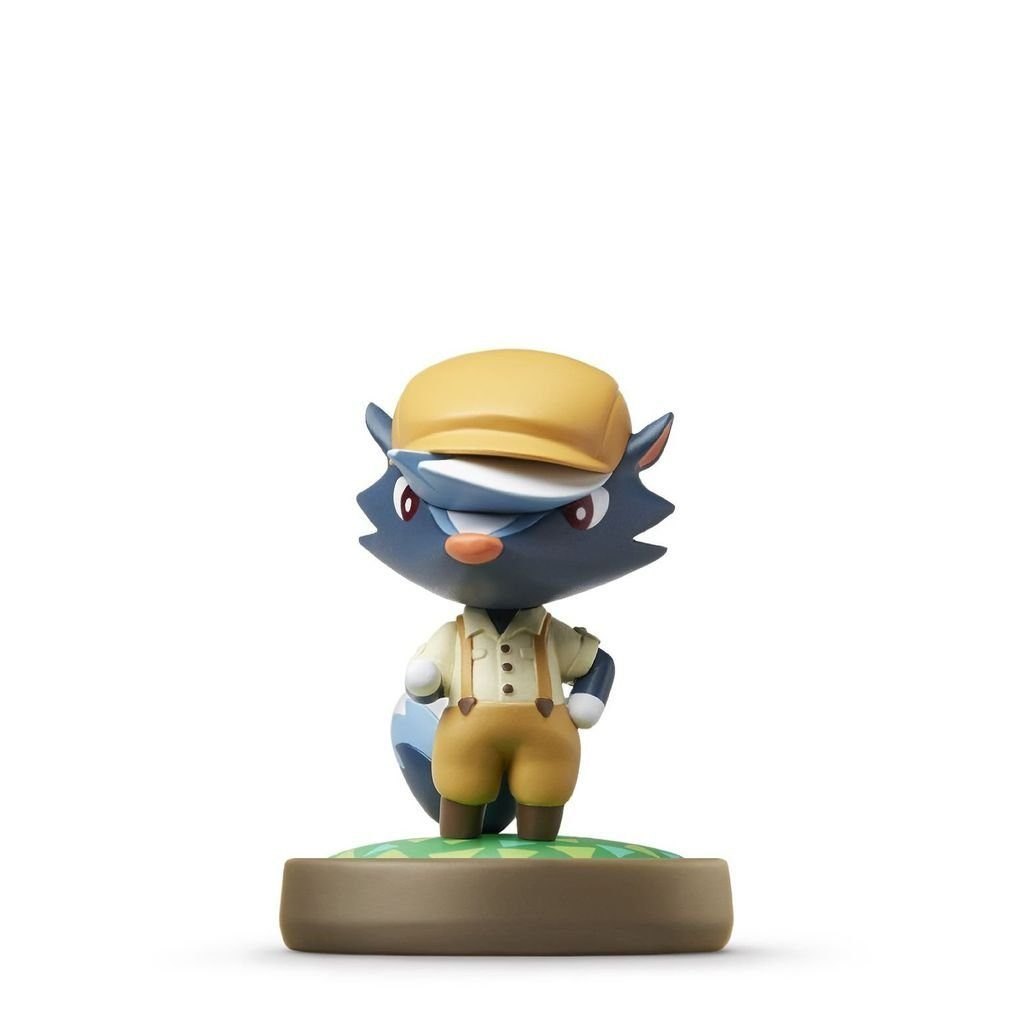 Nintendo Wii U - Spiel »amiibo Animal Crossing Schubert«