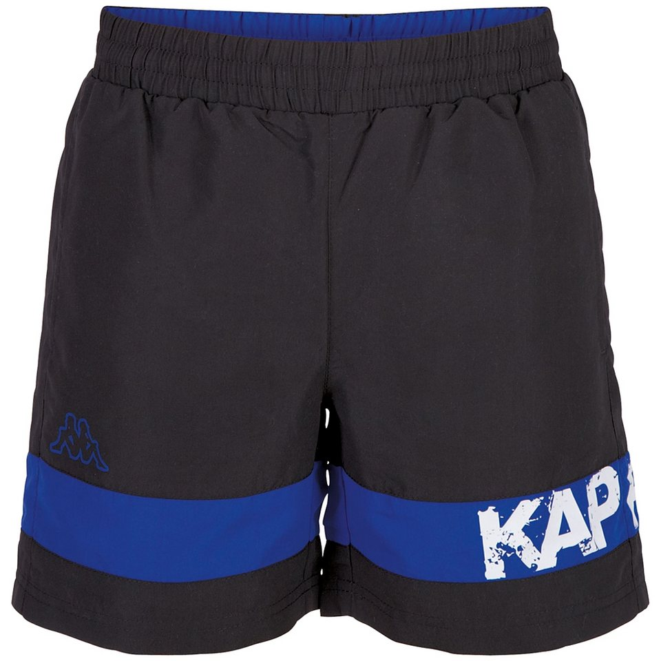KAPPA Shorts »WASILLI KIDS« in black