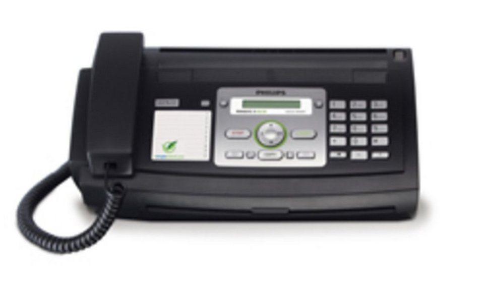 Philips Faxgerät »Magic 5 Eco Voice smart« in Schwarz