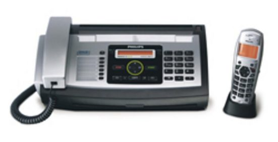 Philips Faxgerät »Magic 5 Eco Voice DECT (PPF685E) mit AB«