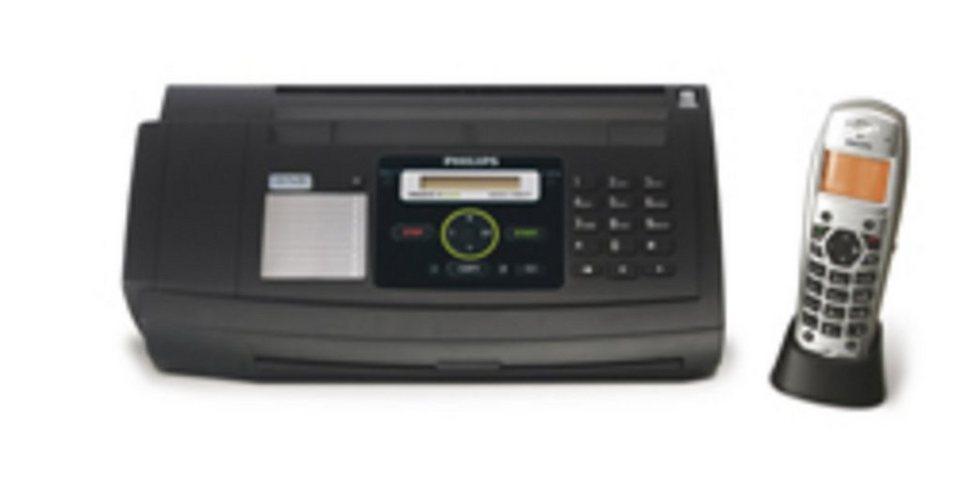 Philips Faxgerät »Magic 5 Eco basic DECT« in Schwarz