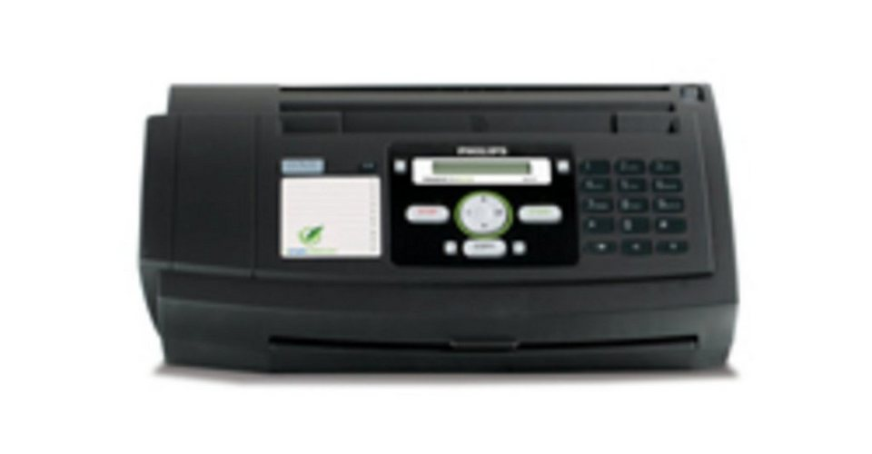 Philips Faxgerät »Magic 5 Eco basic« in Schwarz