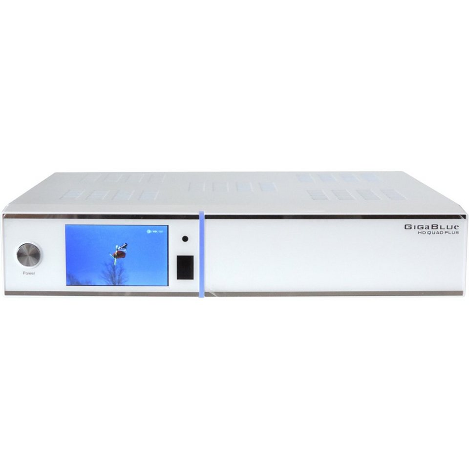 GigaBlue Receiver »HD Quad Plus«