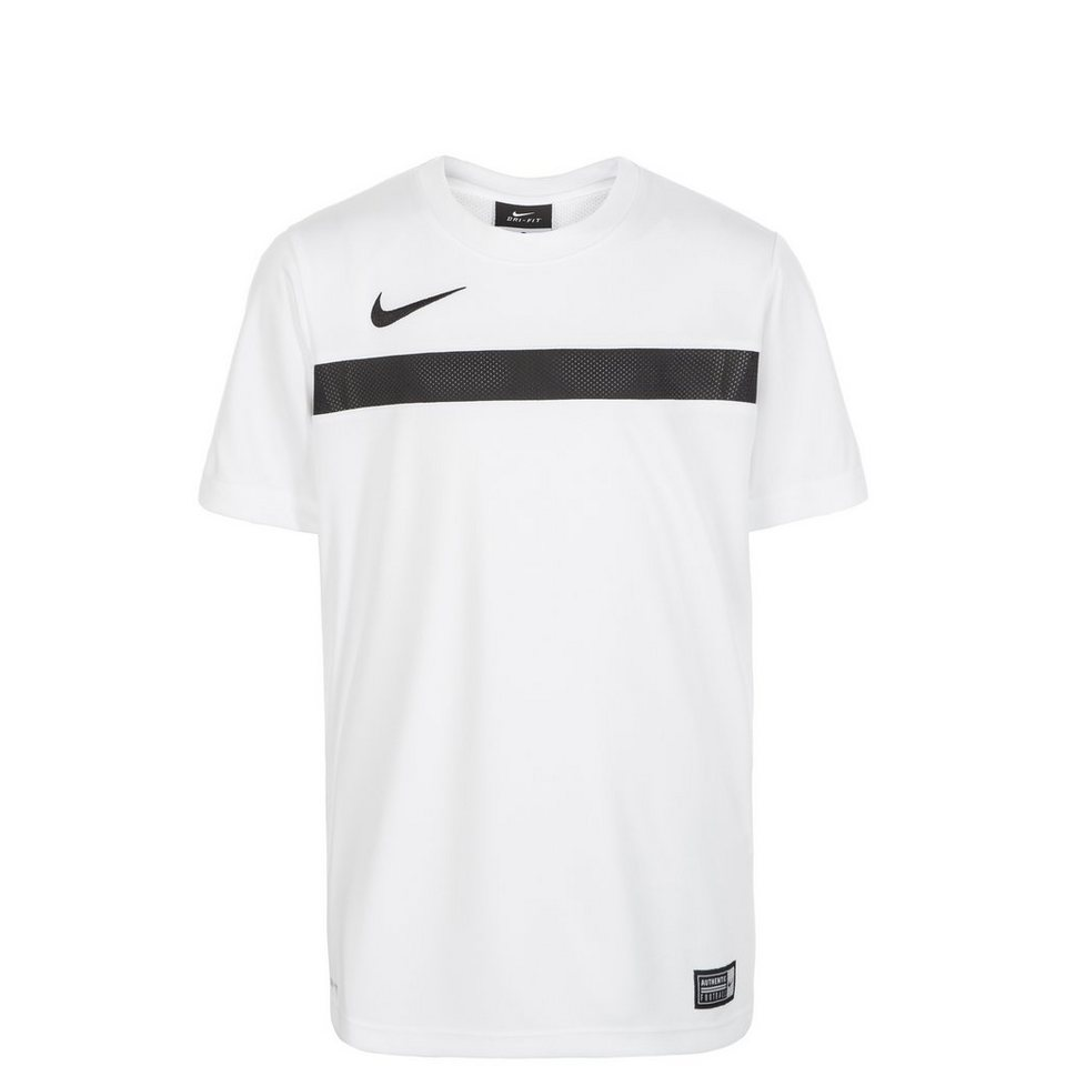 NIKE Academy 16 Trainingsshirt Kinder in weiß / schwarz