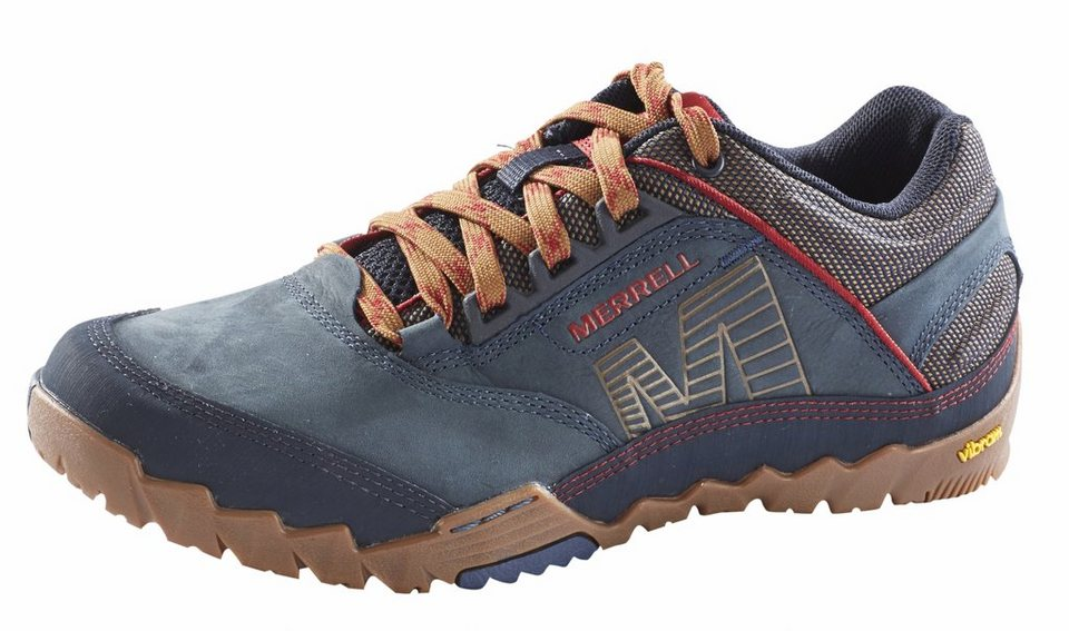Merrell Kletterschuh »Annex Shoes Men« in blau