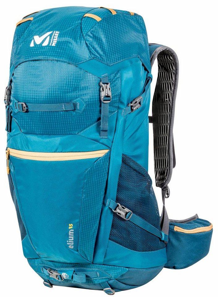 Millet Sport- und Freizeittasche »Elium 35 Backpack« in blau