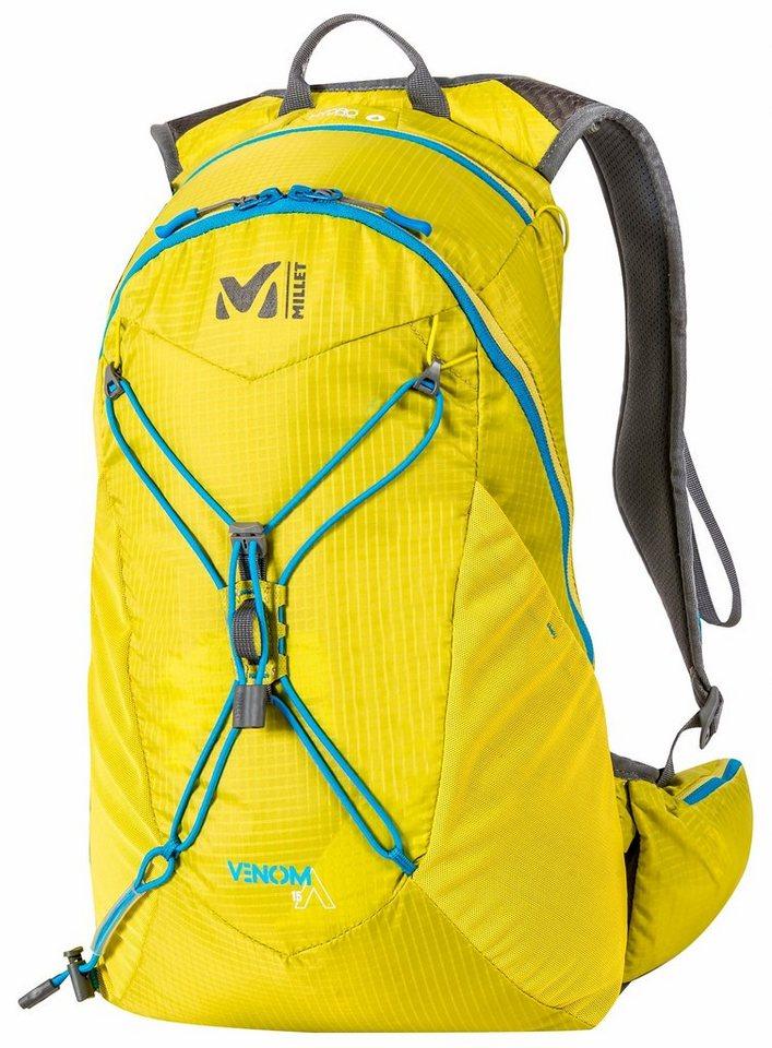 Millet Sport- und Freizeittasche »Venom 15 Backpack« in grün