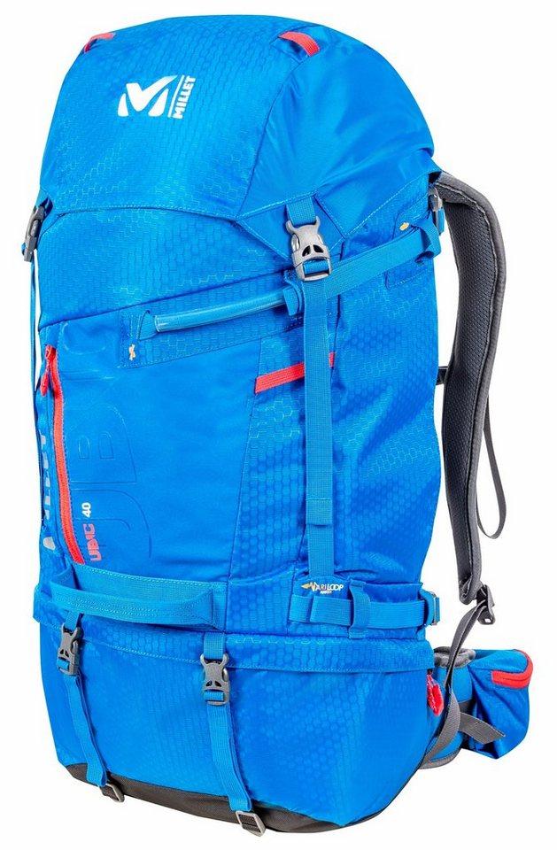 Millet Sport- und Freizeittasche »Ubic 40 Backpack« in blau