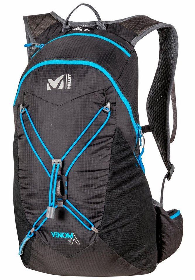 Millet Sport- und Freizeittasche »Venom 15 Backpack« in schwarz