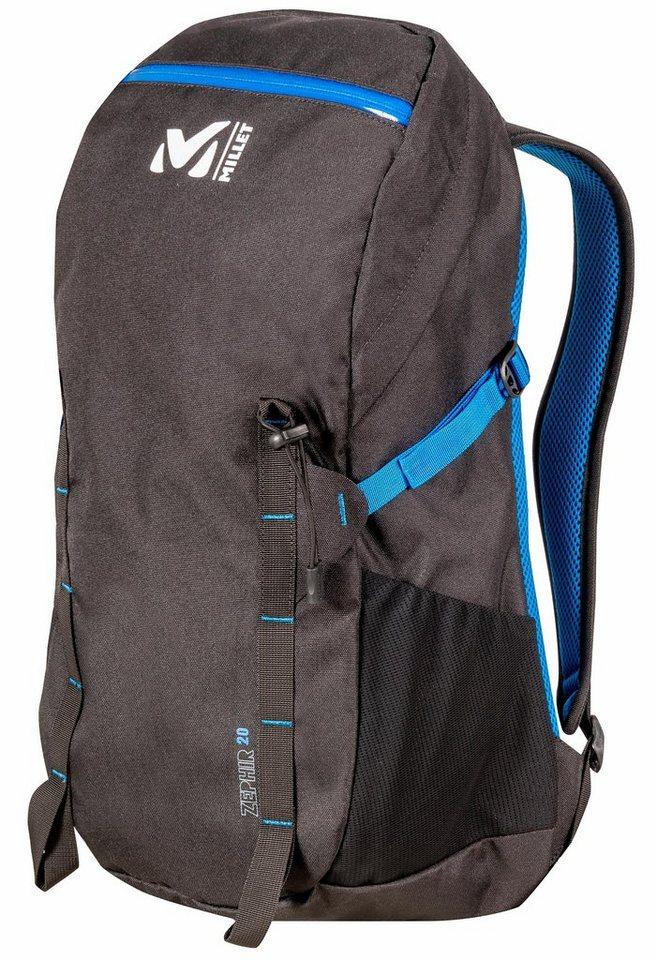 Millet Sport- und Freizeittasche »Zephir 20 Backpack« in schwarz